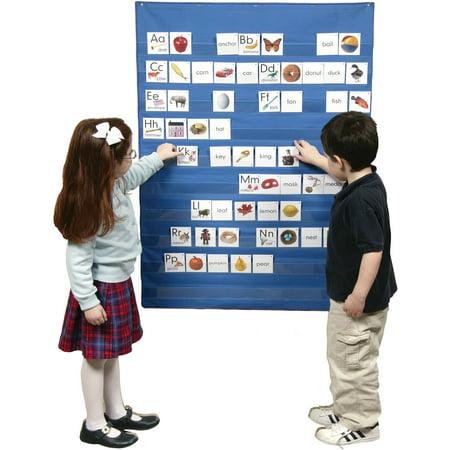 LAURI Pocket Chart, Standard - Redhead Size Chart