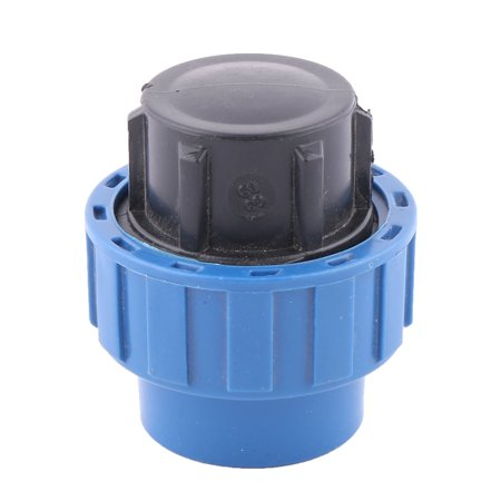 Lawn Irrigation Sprinkler Pipe End Cap Hose Adapter Connector 1BSP Thread