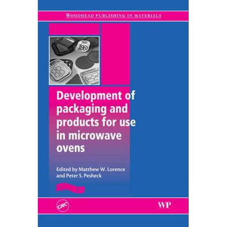 Development of Packaging and Products for Use in Microwave Ovens - eBook The efficient design of microwave food products and associated packaging materials for optimum food quality and safety requires knowledge of product dielectric properties and associated heating mechanisms, careful consideration of product geometry, knowledge of modern packaging and ingredient technologies, and application of computer simulation, statistics and experimental design. Integrated knowledge and efficient application of these tools is essential for those developing food products in this demanding field.Development of packaging and products for use in microwave ovens provides a focused and comprehensive review for developers. Part one discusses the principles of microwave heating and ovens, with an emphasis on the effect of food dielectric properties and geometry on heating uniformity and optimising the flavours and colours of microwave foods. Microwave packaging materials and design are discussed in Part two; chapters cover rigid packaging, susceptors and shielding. Product development, food, packaging and oven safety is the topic of Part three. Computer modelling of microwave products and active packaging is discussed in Part four.Written by a distinguished team of international contributors, Development of packaging and products for use in microwave ovens is a valuable resource for those in the food and packaging industries.Comprehensively reviews the principles of microwave heating and ovens assessing the effect of food dielectric properties on heating uniformityThoroughly reviews microwave packaging materials and design including testing and regulatory issuesFeatures a seven page section of colour diagrams to show heat distributions