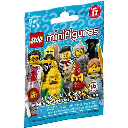 LEGO 71018 Minifigures Series 17 (Lego Minifigure Kid Flash)