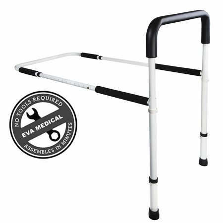 Medical Adjustable Home Bed Rail Handle And Guard Assist
