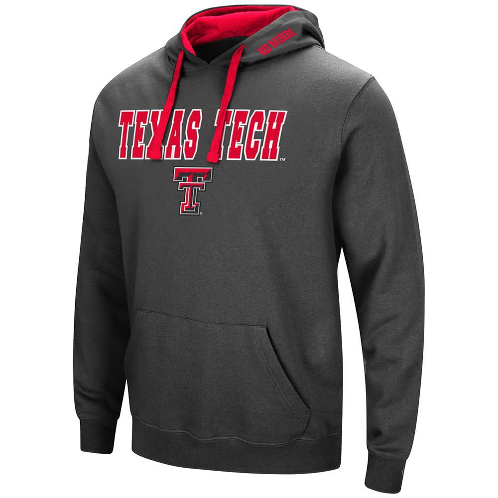 Mens Texas Tech Red Raiders Pull-over Hoodie - 2XL