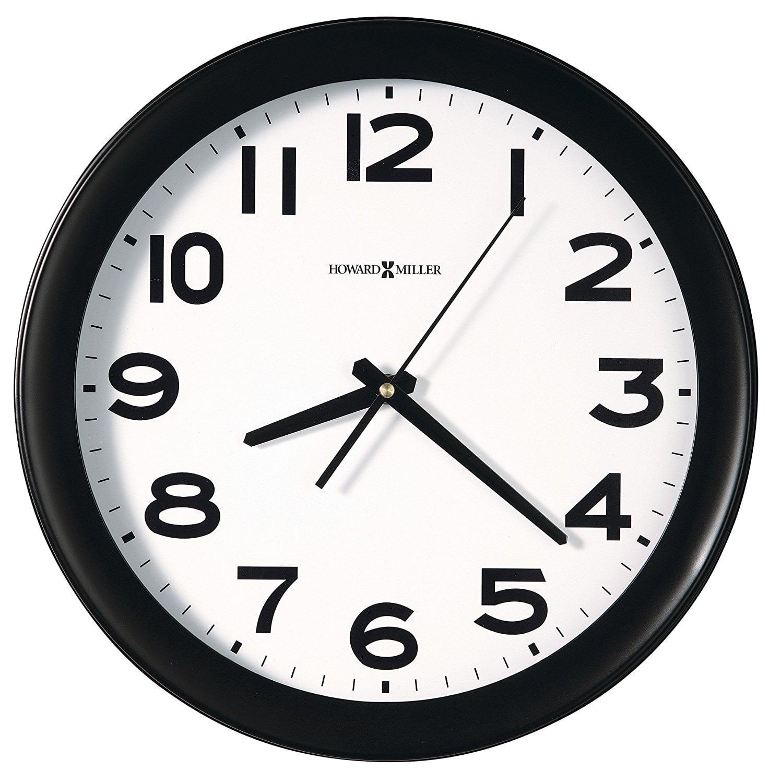 625-485 Kenwick Wall Clock by By Howard Miller by