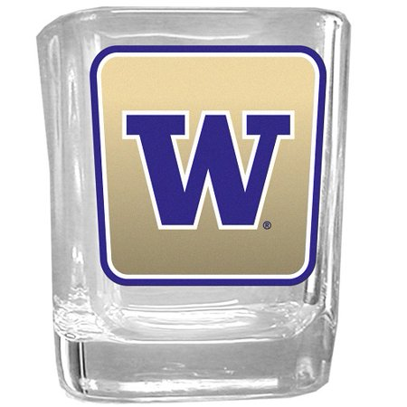 Washington Huskies NCAA Logo Shot Glass