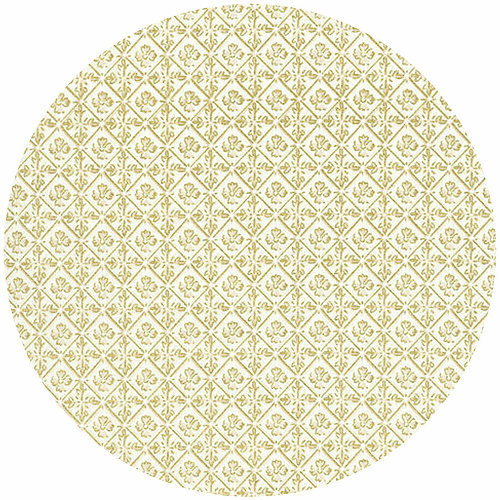 Andreas Silicone Trivets Gold Trivet by