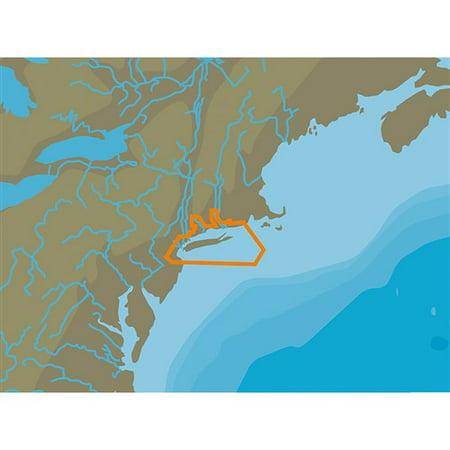- C-MAP NT+ NA-C332 Block Island & Long Island - C-Card Format Block Island & Long Island - C-Card Format