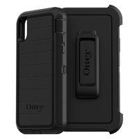 OtterBox Defender Series Pro Phone Case for Apple iPhone Xs, iPhone X - Black