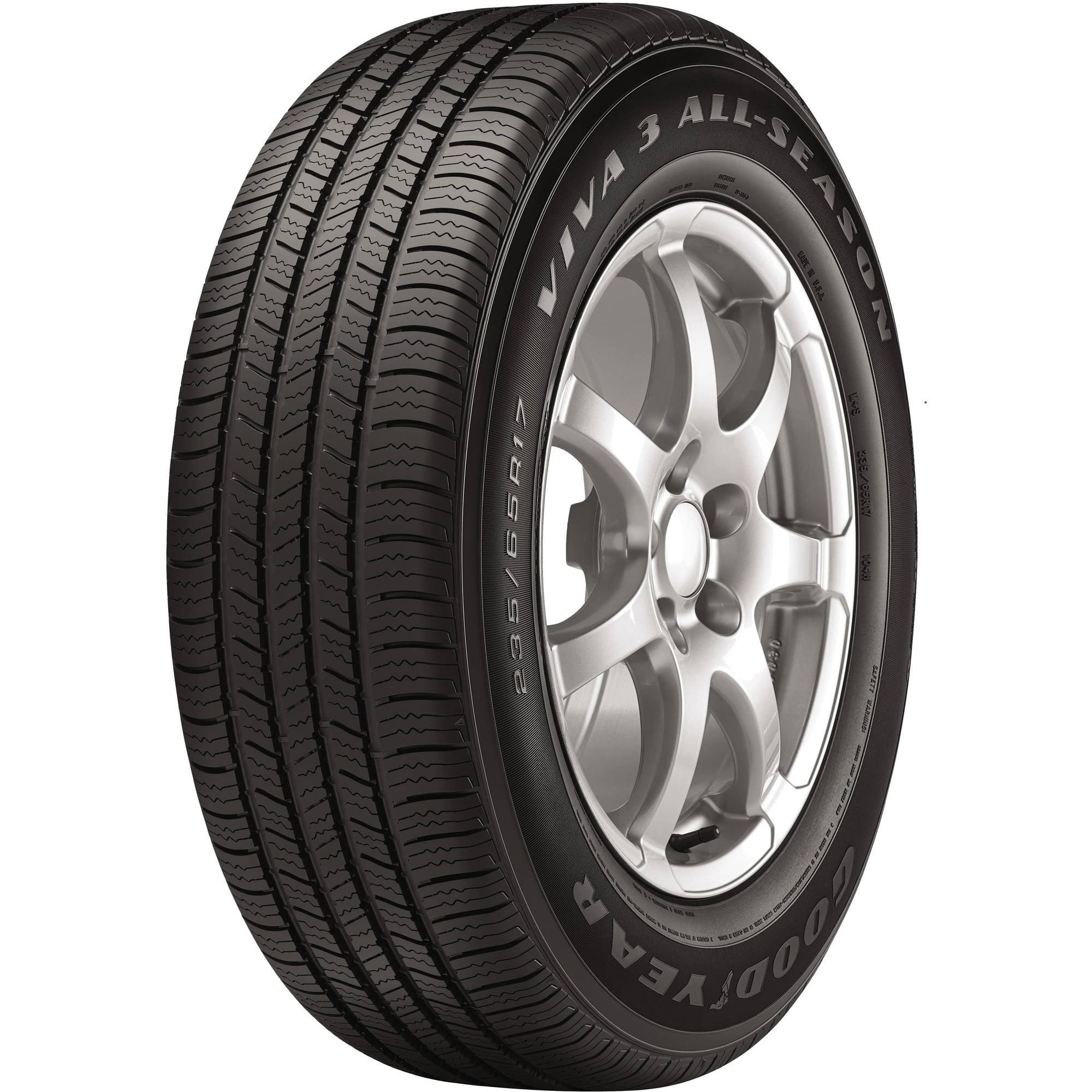 Best All Season Tires >> Goodyear Viva 3 All Season Tire 225 60r17 99h