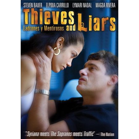 Thieves Guild Costume (Thieves and Liars POSTER (27x40))