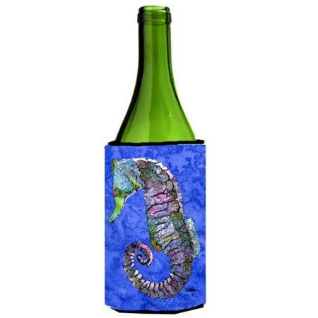 Seahorse Wine bottle sleeve Hugger - 24 oz. - image 1 of 1