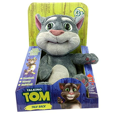 Dragon I Toys Animated Talking Tom  Switch It On And Talk To It  It Will Repeat Everything You Say By Dragoni Toys Ship From Us