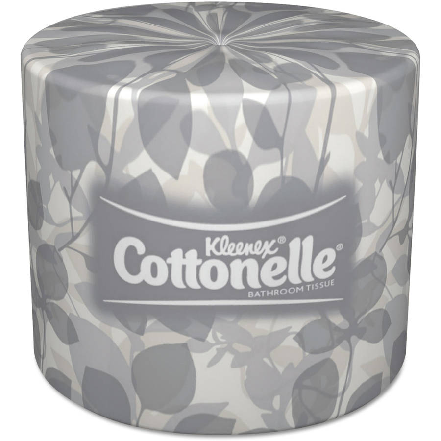 Kimberly-Clark Professional Kleenex Cottonelle Two-Ply Bathroom Tissue, 505 sheets, 20 ct