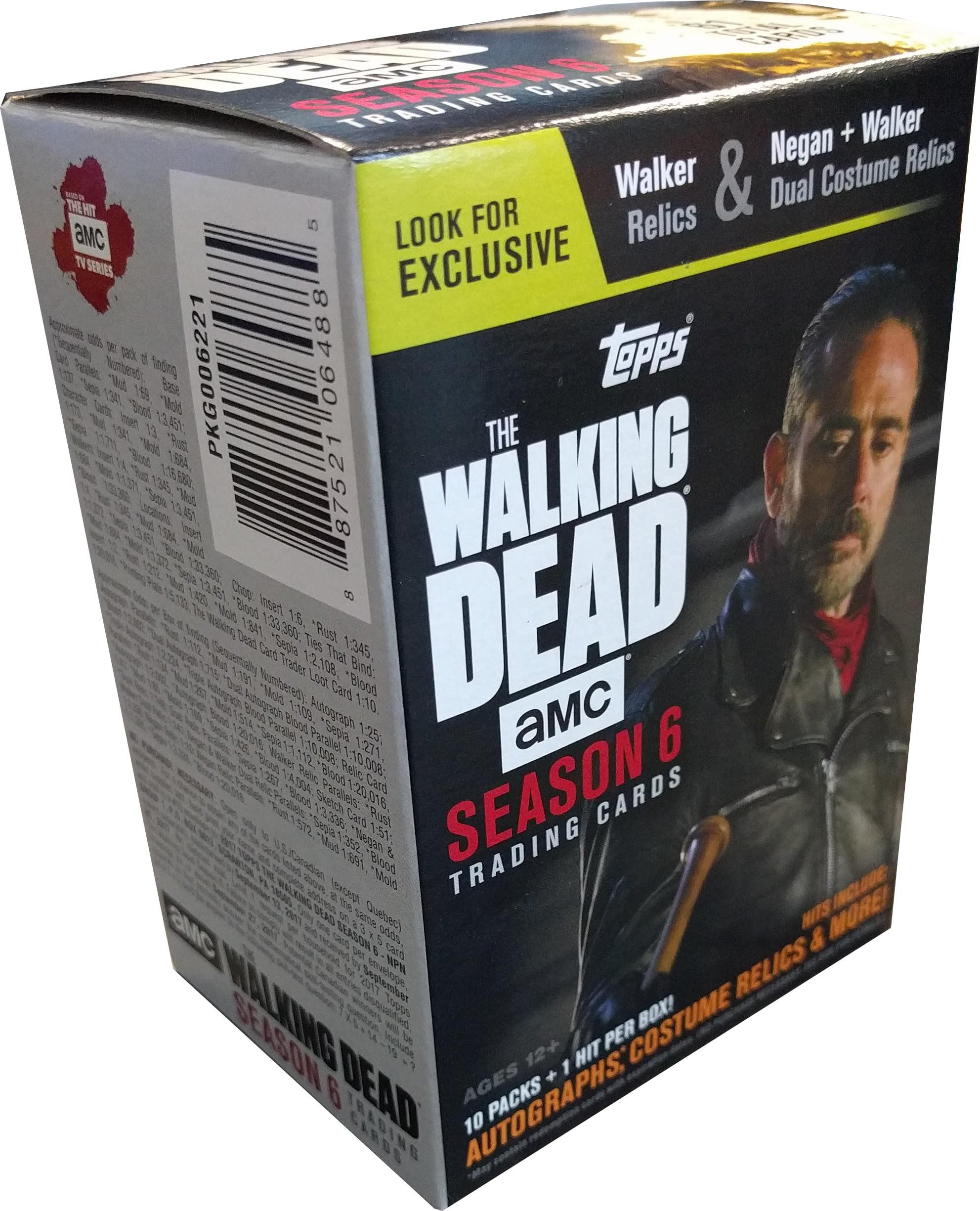 Walking Dead Season 6 Character Chase Card C-12 Rosita Espinosa