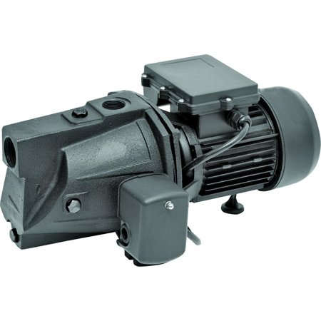 Superior Pump 94705 Shallow Well Jet Pump  3 4 Hp  1 1 4 Npt Inlet  1 In Outlet  25 Ft Suction Lift