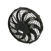 "SPAL 11"" 844 CFM Low Profile Electric Cooling Fan P/N 33600"
