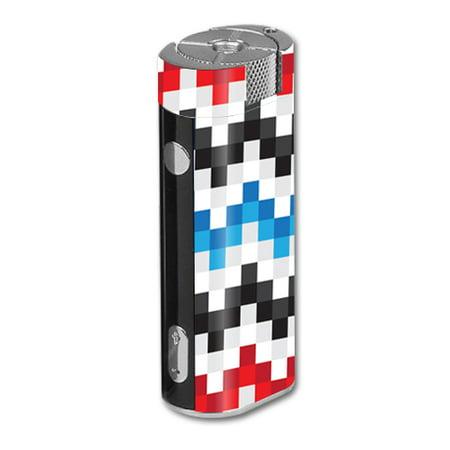 Skin Decal Wrap for HeatVape Defender 36W Box Mod mod skins sticker vape Aztec - Aztec Container