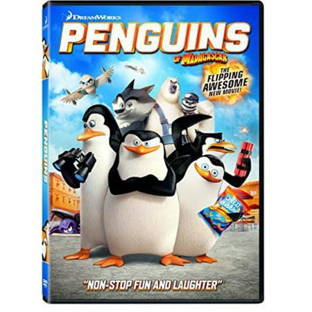 Penguins of Madagascar (DVD) - Penguins Of Madagascar Party Supplies