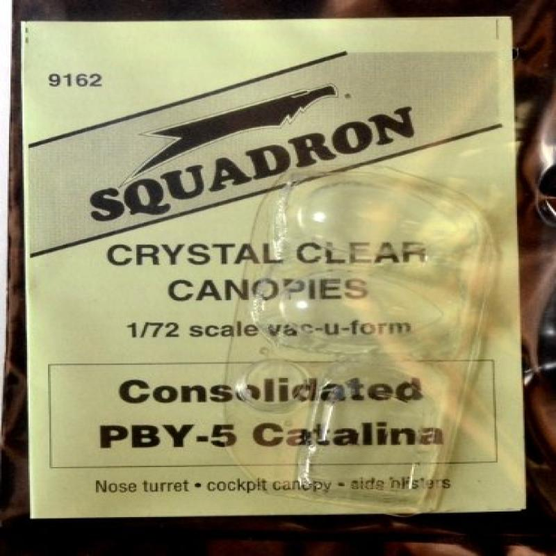 Squadron Products PBY Catalina Canopy