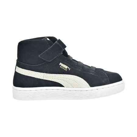 Puma Kids Suede Classic Shoes BlackWhite