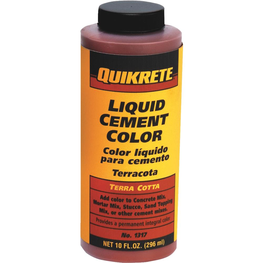 Quikrete Terr Liquid Cement Color 1317-04