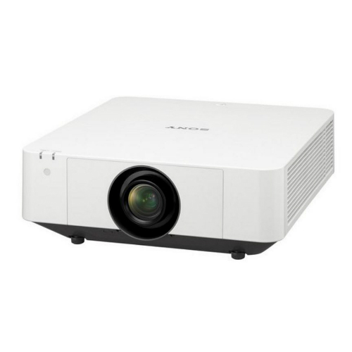 Sony 5000LM WUXGA Laser Projector - White Projector