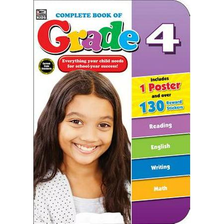 Complete Book of Grade 4 ()