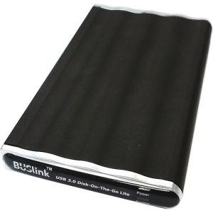 2TB DISK-ON-THE-GO SSD USB 3.0 BUS-POWERED PORTABLE SLIM DRIVE