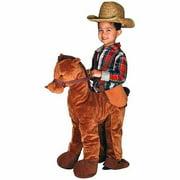 Brown Horse Rider Toddler Halloween Costume
