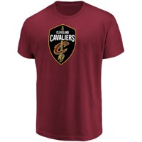 217315ad Product Image Men's Majestic Garnet Cleveland Cavaliers Victory Century T- Shirt