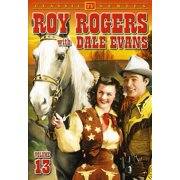 Roy Rogers With Dale Evans: Volume 13 (DVD)