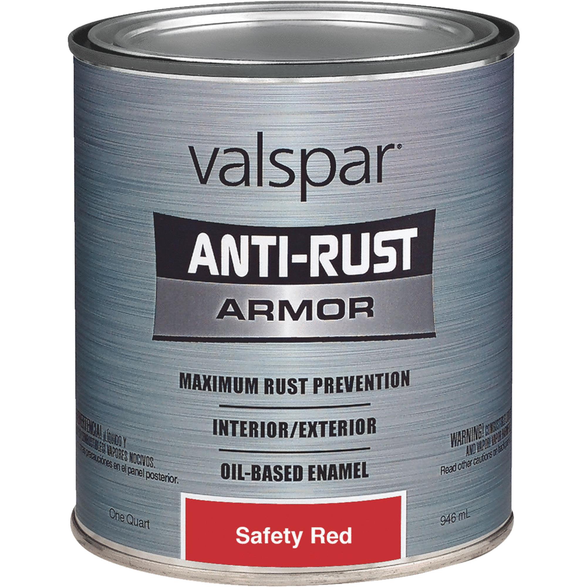 Valspar Anti-Rust Armor Safety Color Rust Control Enamel