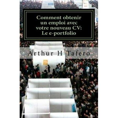 Comment obtenir un emploi avec votre nouveau cv le e portfolio le guide de - Comment obtenir cheque emploi service ...