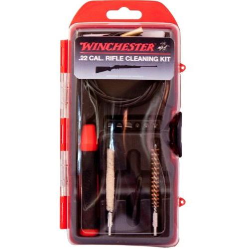 Winchester .22 Caliber Rifle 12 Piece Gunsmith Cleaning Kit - WIN22LR