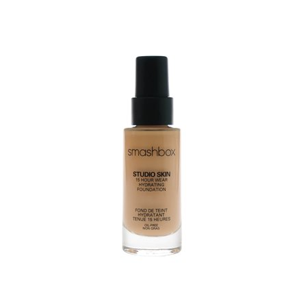 - Smashbox Studio Skin 15 Hour Hydrating Foundation - 2.1 (Light Beige) 1oz (30ml)