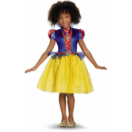ea0d37492 Snow White Classic Toddler Dress Up / Role Play Costume with Locket ...