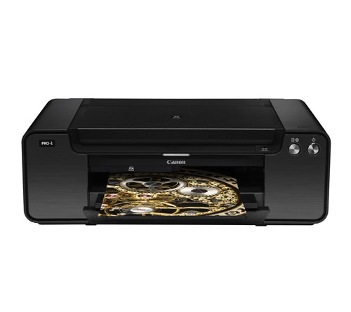 Canon PIXMA Pro-1 Professional Inkjet Photo Printer by Canon