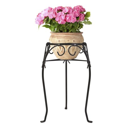 CobraCo 21 in. Kingston Scroll Plant Stand