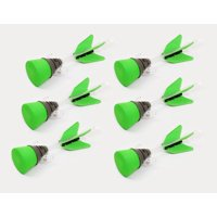 6 x Firetek Crossbow Arrows Refill - Green