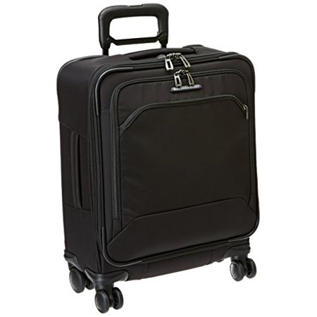 briggs & riley international carry-on wide-body spinner, black, one size Briggs & Riley Wrinkle Free Carry On