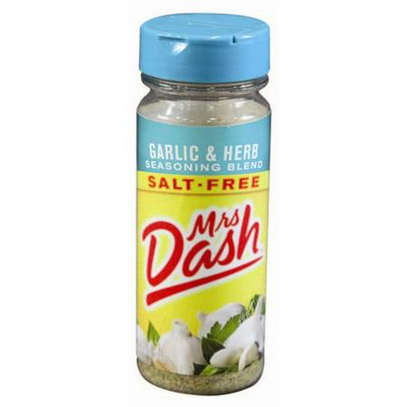 Product of Mrs. Dash Salt-Free Garlic & Herb Seasoning Blend, 6.75 oz. [Biz
