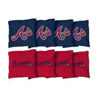 Atlanta Braves Cornhole Bag Set