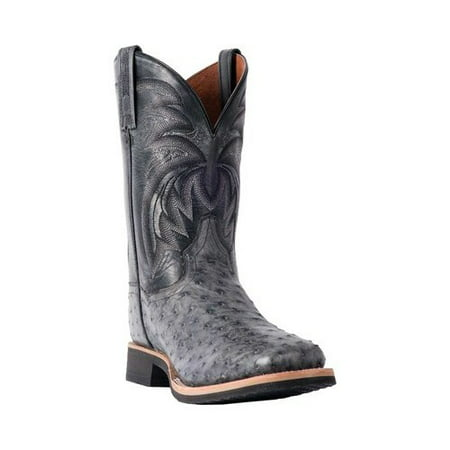 Men's Dan Post Boots Philsgood Cowboy Boot DP3984 Dan Post Ostrich Leg
