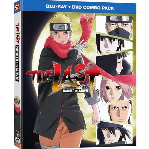 The Last; Naruto The Movie (Japanese) (Blu-ray) VIZBR536049