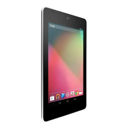 ASUS Google Nexus 7 - Wi-Fi and Cellular Tablet, 32gb Black