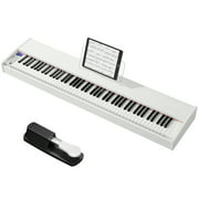 Best Weighted Keyboards - Gymax 88-Key Full Size Digital Piano Weighted Keyboard Review