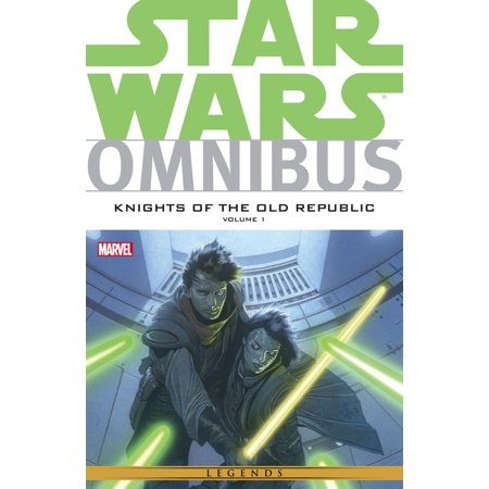 Star Wars Omnibus Knights of the Old Republic Vol. 1 - (Star Wars Knights Of The Old Republic Crash)