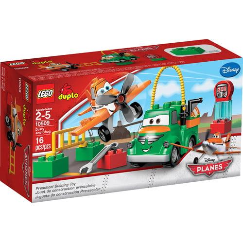 LEGO DUPLO Disney Planes Dusty and Chug - Walmart.com