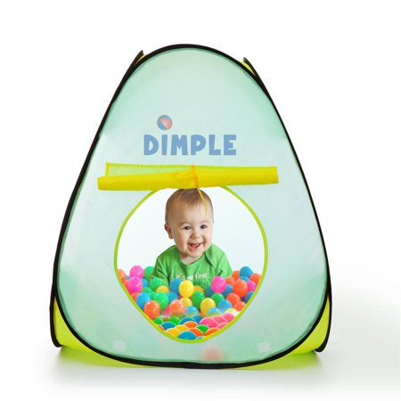 Matashi Children 8217 S Triangle Pop Up Tent With 50 Play House By