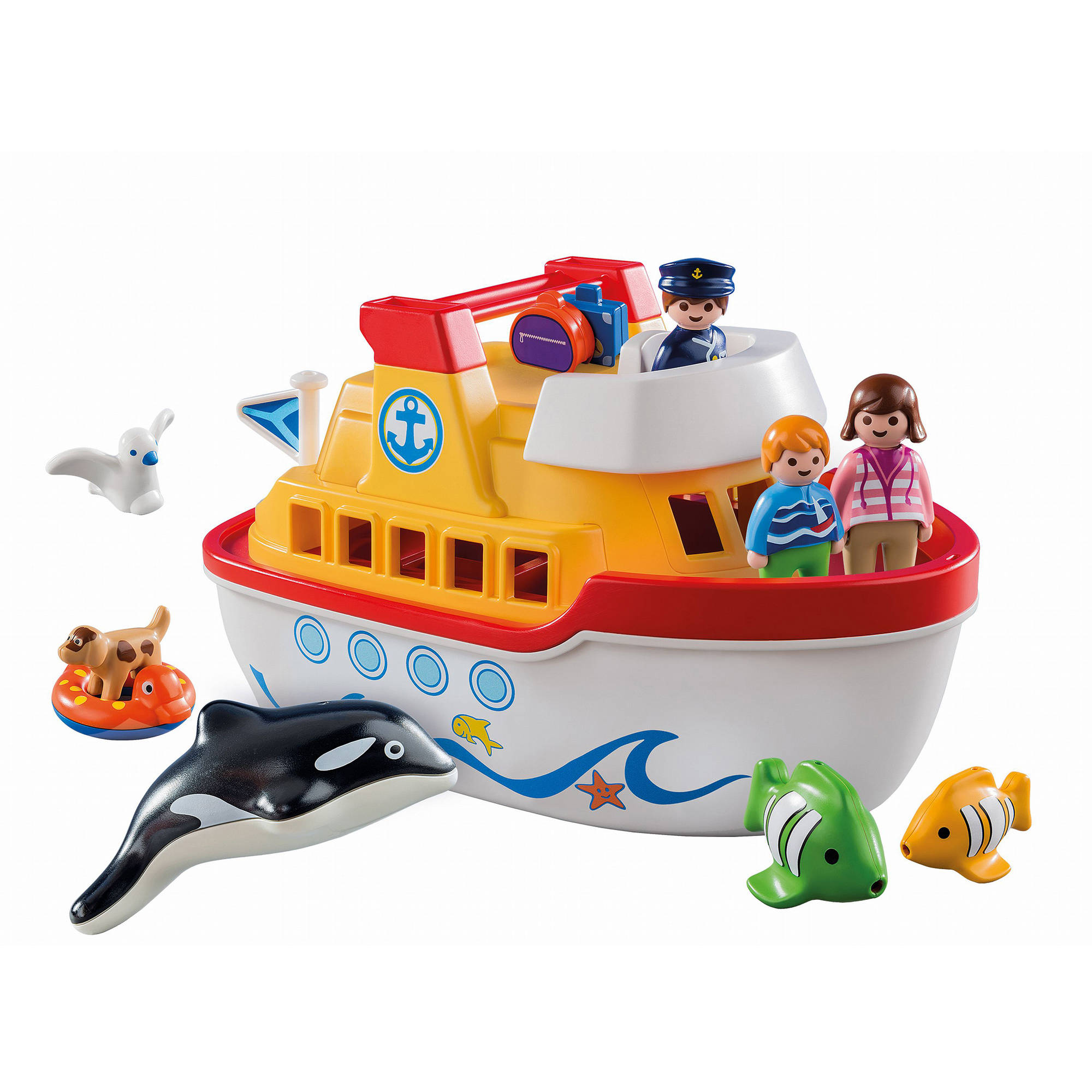 Playmobil My Take Along Ship J...