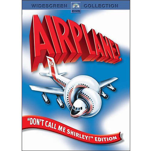 AIRPLANE-DONT CALL ME SHIRLEY (DVD)